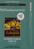 NEW MyDevelopmentLab with Pearson EText -- Standalone Access Card -- for Development Through the Lifespan  6th 2014 edition cover
