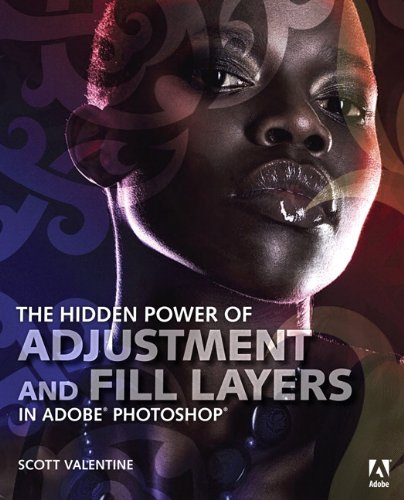 Hidden Power of Adjustment Layers in Adobe Photoshop   2014 edition cover