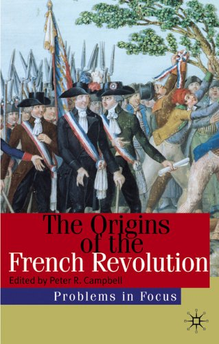 Origins of the French Revolution   2006 edition cover