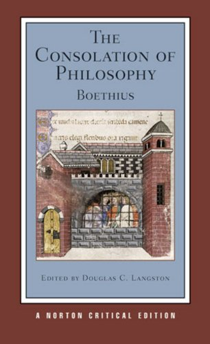 Consolation of Philosophy   2009 edition cover