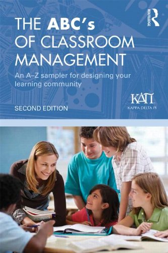 ABC's of Classroom Management An A-Z Sampler for Designing Your Learning Community 2nd 2014 (Revised) edition cover