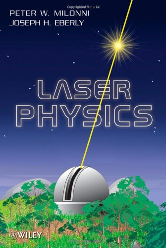 Laser Physics  2nd 2009 edition cover