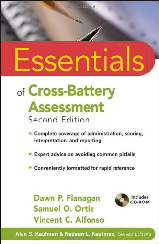 Essentials of Cross-Battery Assessment  2nd 2007 (Revised) edition cover