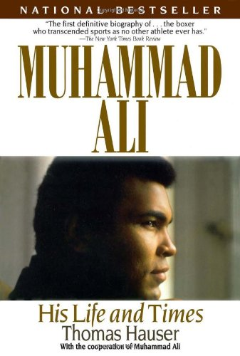 Muhammad Ali His Life and Times  1992 edition cover