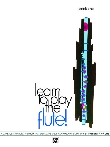 Learn to Play the Flute!, Bk 1   1969 edition cover