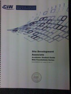 SITE DEVELOPMENT ASSOCIATE:ACA N/A edition cover
