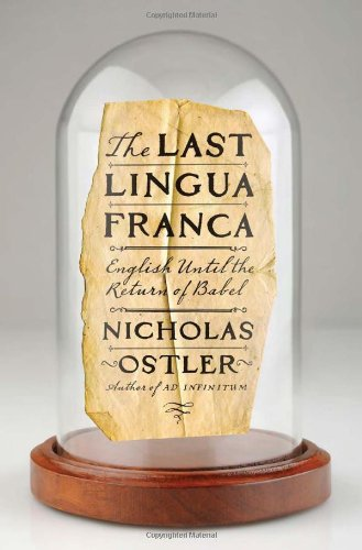 Last Lingua Franca English until the Return of Babel  2010 edition cover