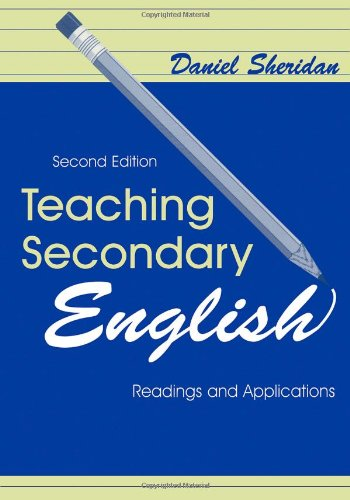 Teaching Secondary English Readings and Applications 2nd 2000 (Revised) edition cover