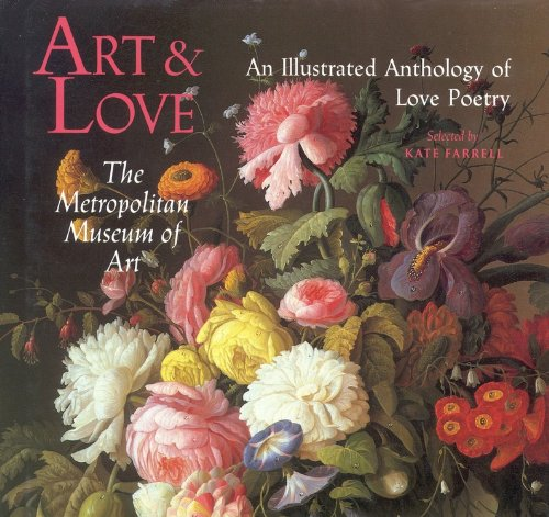 Art and Love An Illustrated Anthology of Love Poetry  1990 edition cover