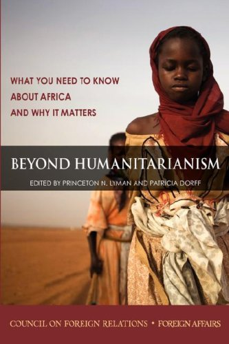 Beyond Humanitarianism What You Need to Know about Africa and Why It Matters  2007 edition cover