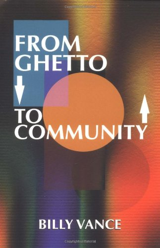 From Ghetto to Community   2001 9780913543719 Front Cover