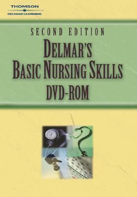 Basic Nursing Skills  2nd 2003 (Revised) 9781401810719 Front Cover