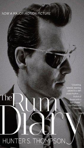 Rum Diary A Novel N/A 9781451659719 Front Cover