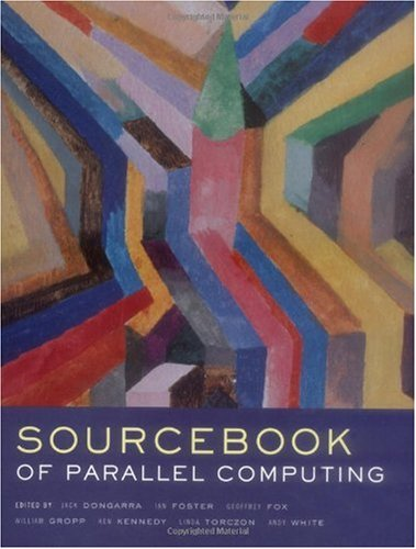 Sourcebook of Parallel Computing   2002 edition cover