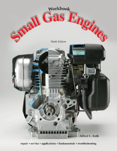 Small Gas Engines  9th 2009 (Workbook) edition cover