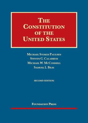 The Constitution of the United States:   2013 edition cover