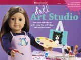 Doll Art Studio Turn Your Doll into an Artist Using the Craft Ideas and Supplies Inside!  2014 edition cover
