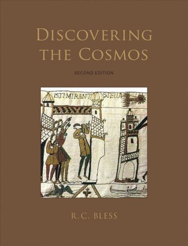 Discovering the Cosmos  2nd 2013 (Revised) edition cover