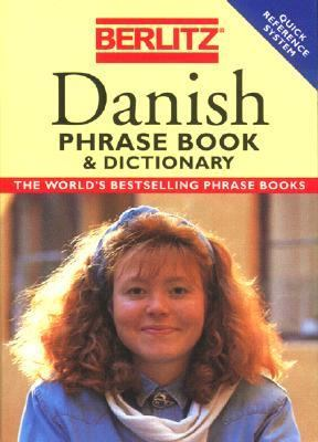 Danish Phrase Book 2nd 1993 (Revised) 9782831508719 Front Cover
