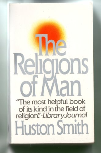 Religions of Man  Reprint edition cover