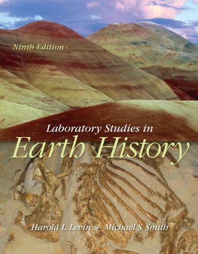 Laboratory Studies in Earth History  9th 2008 edition cover
