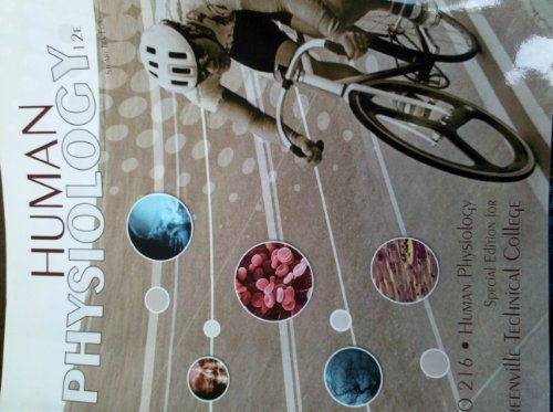 HUMAN PHYSIOLOGY >CUSTOM< N/A 9780077490720 Front Cover