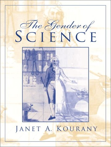 Gender of Science   2002 edition cover