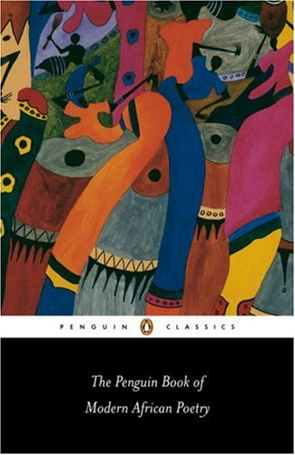 Penguin Book of Modern African Poetry  5th 1998 (Revised) edition cover
