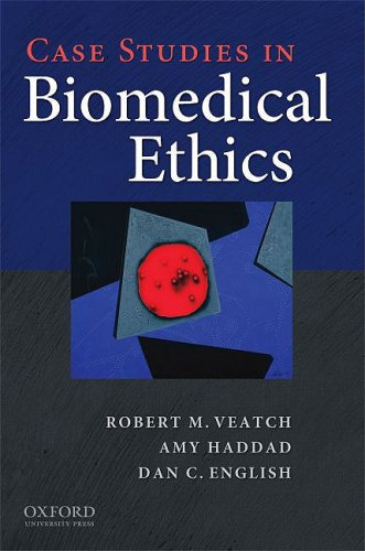 Case Studies in Biomedical Ethics Decision-Making, Principles, and Cases  2010 9780195309720 Front Cover