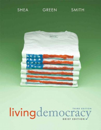 Living Democracy, Brief National Edition  3rd 2011 edition cover
