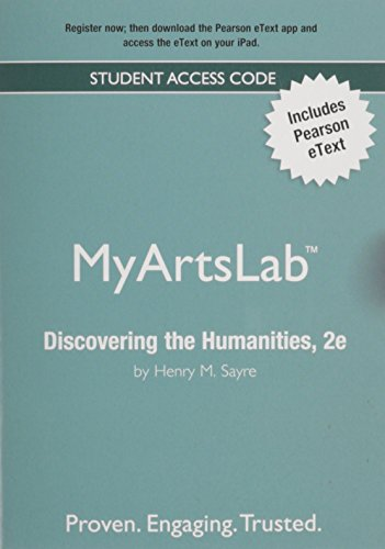 DISCOVERING THE HUMAN.-MYARTSL N/A edition cover