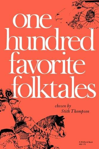 One Hundred Favorite Folktales  N/A edition cover