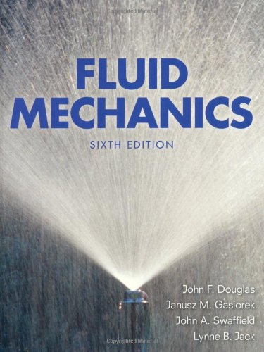 Fluid Mechanics  6th 2011 (Revised) 9780273717720 Front Cover