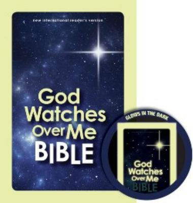God Watches over Me Bible  N/A 9780310720720 Front Cover