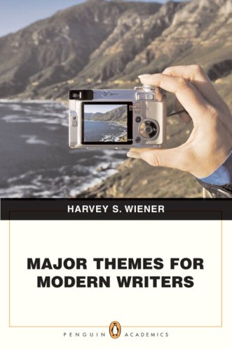 Major Themes for Modern Writers   2008 edition cover