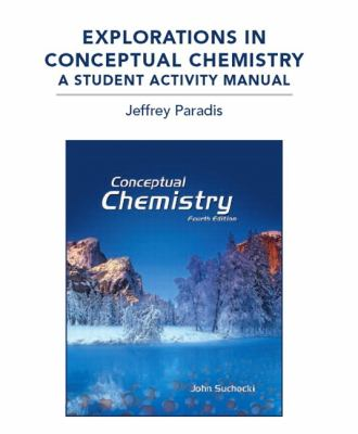 Explorations in Conceptual Chemistry A Student Activity Manual 4th 2011 edition cover