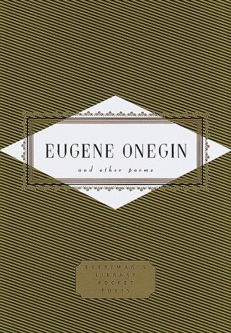 Eugene Onegin and Other Poems And Other Poems N/A edition cover