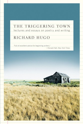 Triggering Town Lectures and Essays on Poetry and Writing  2010 (Reissue) edition cover