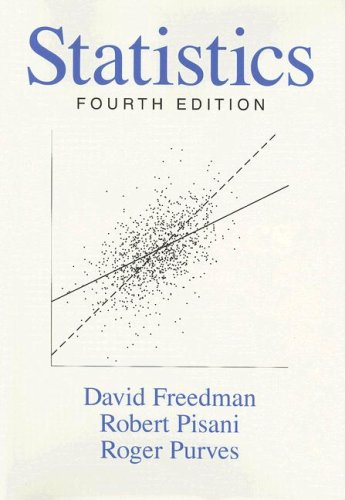 Statistics  4th 2007 edition cover