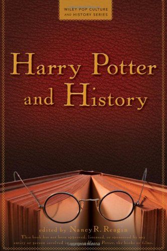 Harry Potter and History   2011 edition cover