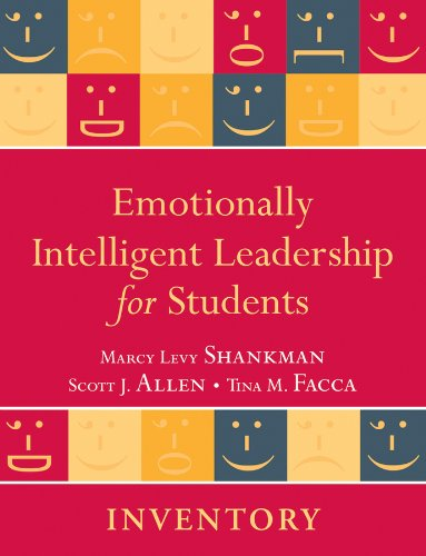 Emotionally Intelligent Leadership for Students Inventory  2010 edition cover