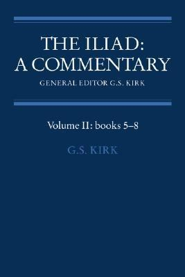 Iliad A Commentary  1990 9780521281720 Front Cover