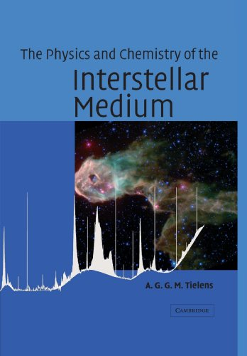 Physics and Chemistry of the Interstellar Medium   2010 edition cover
