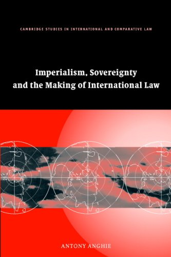 Imperialism, Sovereignty and the Making of International Law   2007 edition cover