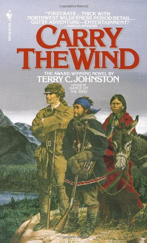 Carry the Wind   1982 9780553255720 Front Cover