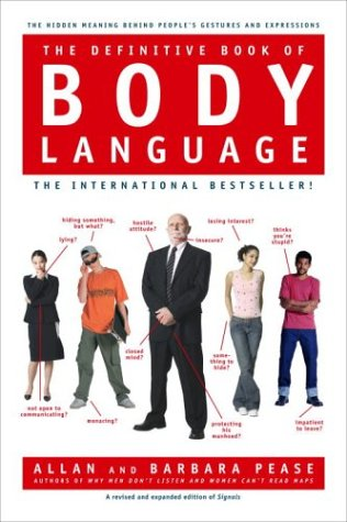 Definitive Book of Body Language   2006 9780553804720 Front Cover