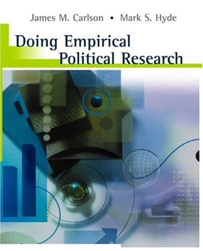 Doing Empirical Political Research  2003 edition cover