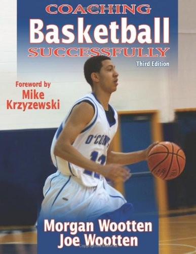 Coaching Basketball Successfully  3rd 2012 edition cover
