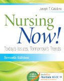 Nursing Now!: Today's Issues, Tomorrows Trends  2015 9780803639720 Front Cover