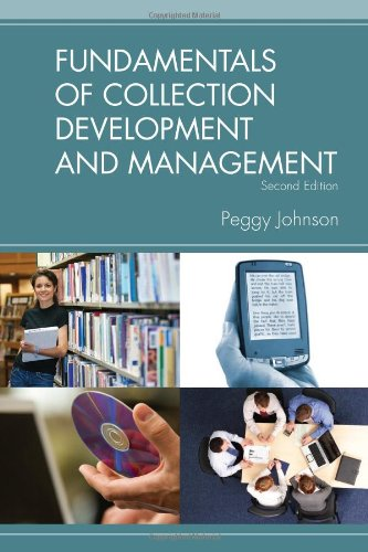 Fundamentals of Collection Development and Management 2nd Edition 2nd 2009 9780838909720 Front Cover